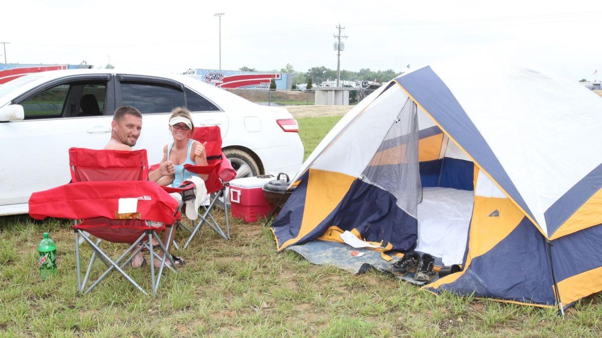 2ef941e8 Tent Camping | Camping | Kentucky Speedway