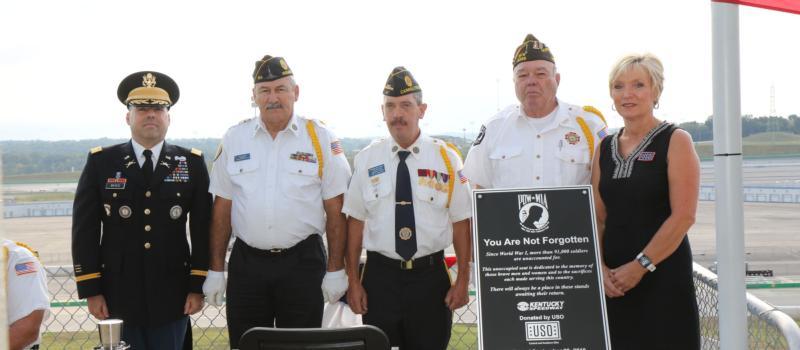 POW/MIA Chair of Honor